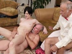 Littlecaprice anal Frankie heads down the