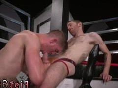 Gay twink fisting gif Slim and sleek ginger