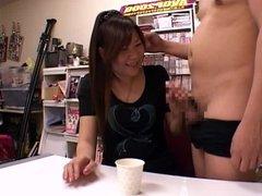 Japanese amateur girls enjoy some sex