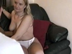 UK Amateur Threesome Part 1