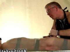 Black male bondage movieture gay Strapped
