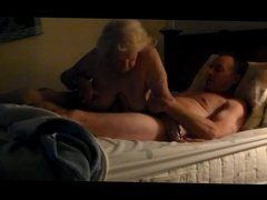 NEW GRANNY BANG! Fuck Suck 86 year old 80 Oldest Mom Son