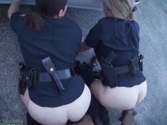 Big cock cop and ebony cop booty first time