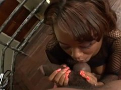 Cute Ebony Milf
