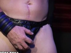 HotHouse Hunk Gets Tied up and Buttfucked