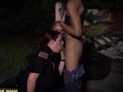 Police officer booty xxx Car Jacking