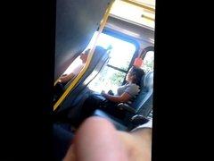 MASTURBATION IN BUS 4