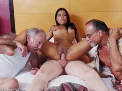 Lela star old Staycation with a Latin Hottie