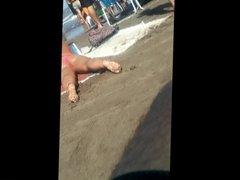 Culos en la playa + yapa playera gnc