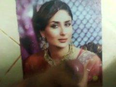 Kareena Kapoor piss & cum tribute-slurpy