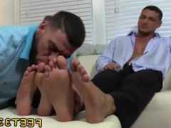 First time anal gay porn ran away Ricky