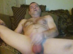 mike muters cums on pc web cam captured