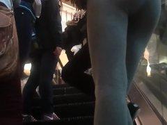 ass in leggins