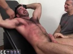 Foot fetish bears gay first time Billy