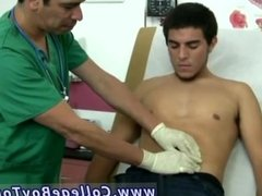 Gay doctor seducing straight boy porn
