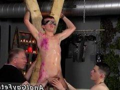 Boys toy fucks bondage team gay sex We