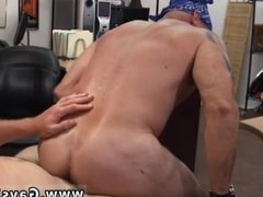 Enormous cock gay ass filled with cum and
