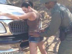 Futanari police and real cop Frida gripped