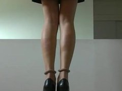whipped sexy legs