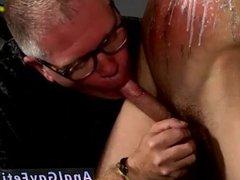 Gay bondage slave orgasm The Master Drains