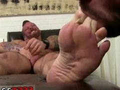 Gay stories hairy feet first time That