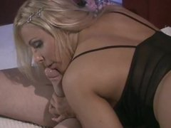 Busty Blonde Addicted to Anal Sex