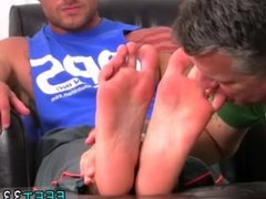 Young gay sexy bondage feet movie Marine