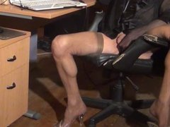 Madam GETS FUCKED this afternoon and she sends me some clips