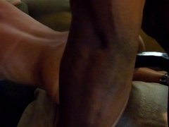 Hot wife sucks and gets stretched by BBC