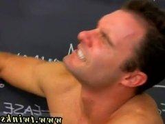 Long hair gay boy dildo in as and men