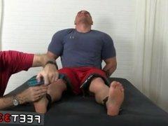 Teen gay sex iranian Tough Wrestler Karl