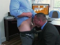 Straight guy caught doing anal and free