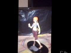 No Clean SOF Nami 02-10 Figure Bukkake multiple cumshots