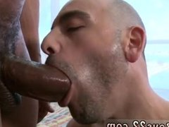 Giant big black bears daddy gay first time