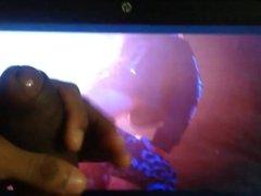 Lexy Panterra jerking off 3 (cum tribute 47)
