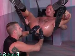 Black and white aggressive gay sex