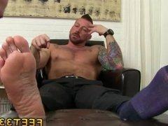 Raw gay foot sex stories Hugh Hunter