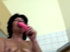 Rough lesbian fisting with moms and daughters