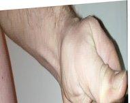 37 x 8 - Anal Big Dildo Agador black -Stretching