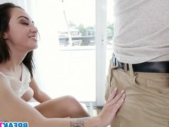 Huge dick for teen Jasmine Summers