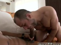 Sleeping straight monster cock gay porn and