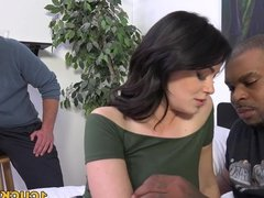 Ava Dalush takes BBC - Cuckold Sessions