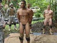 army men cocks gay first time Jungle