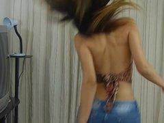 TS dream girlfriend 1 Claudia Fifer