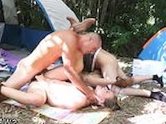 Asian father fucked friend's daughter and