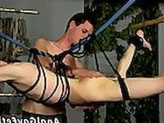 Bondage boy wanted gay Jerked And Drained