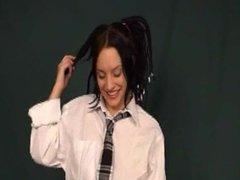 Resident slave girl's training vlogs