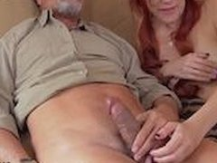 Crawling blowjob first time Frankie And The