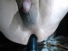prostate milking with dildo