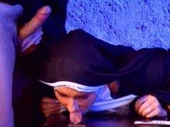 Cumshot During Prayer - JizzNation